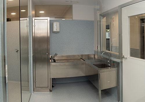 Hospitalización Para Enfermedades Infecciosas